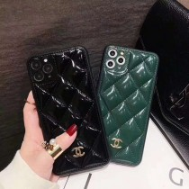 Chanel Leather Classic Mobile Cell Phone Case for iPhone 12/13 PRO MaxFashion iphone13/12/11 pro max xr/xs max Brand Full Cover Protectiveiphone se2 cover shelliphone case cute women