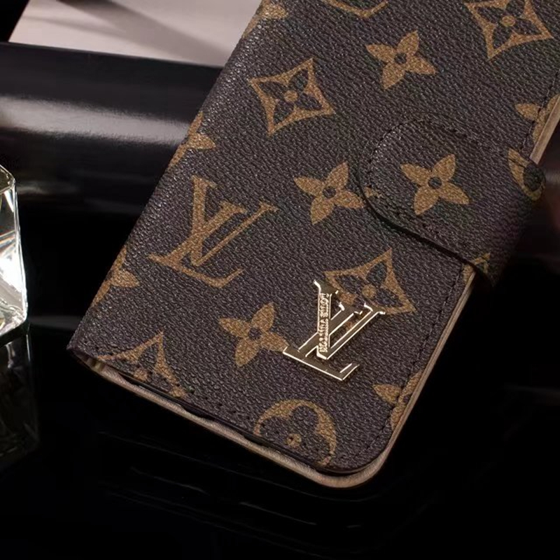 Supreme Louis Vuitton Leather iPhone13 Classic